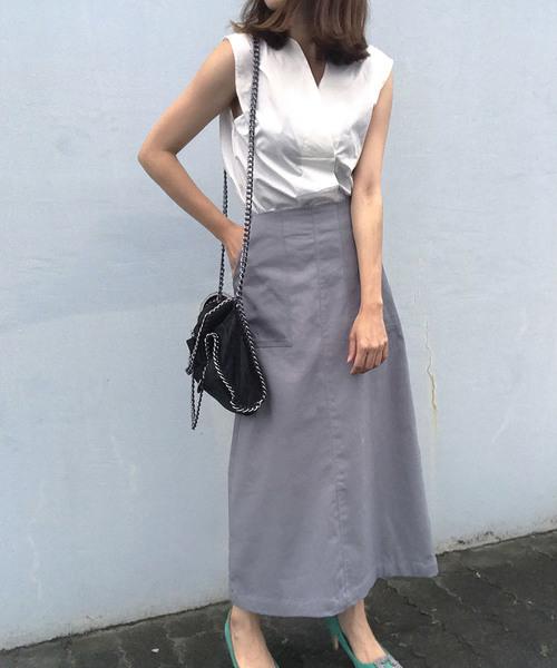 [BASEMENT online] ベイカータイトスカート
