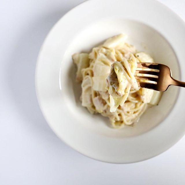 クリームパスタの人気レシピ