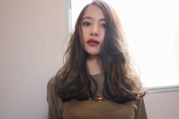 卵型に似合う髪型10