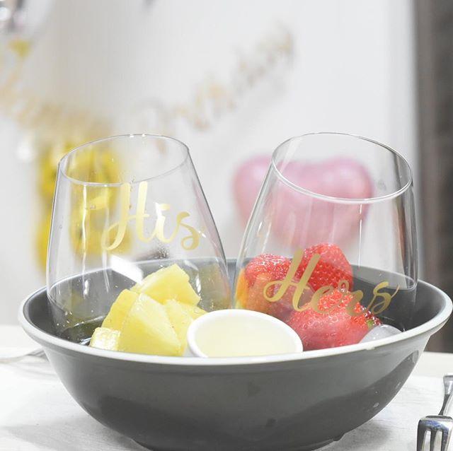 ダイソーのワイングラス