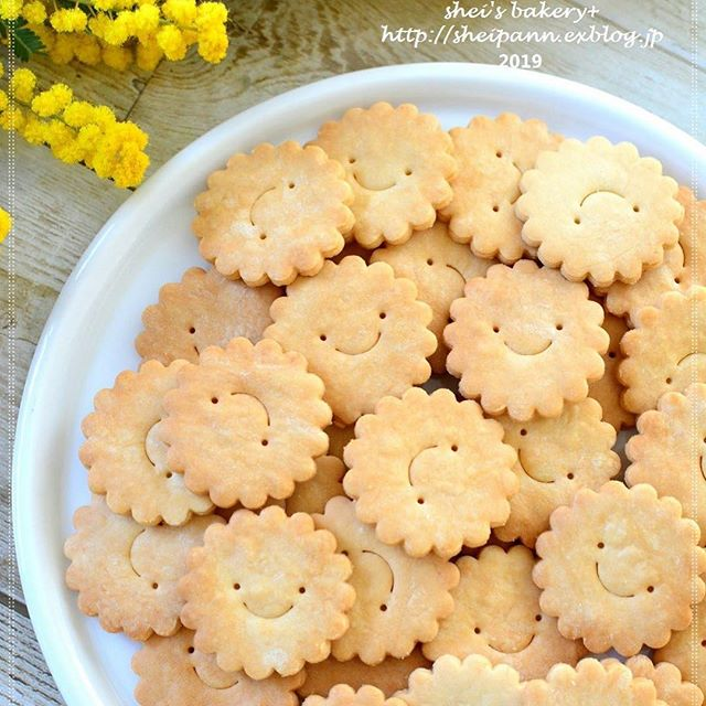 簡単 お菓子 クッキー5
