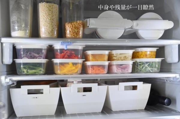 冷蔵庫 収納9