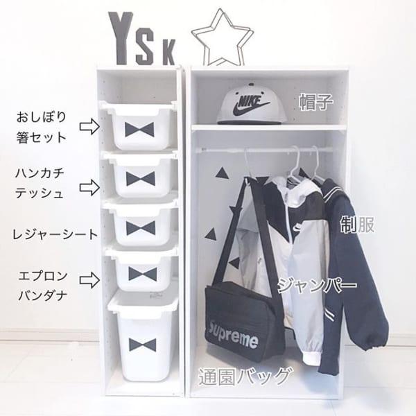 カラーボックス&収納ボックス