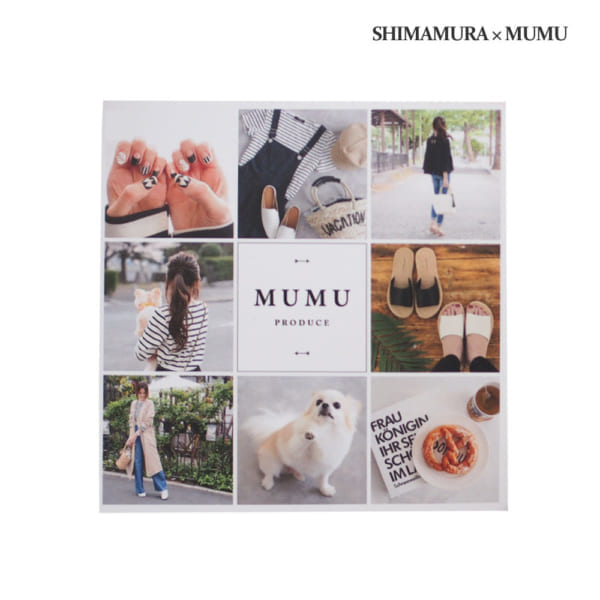 """MUMUさん""のコラボ商品 タグ"