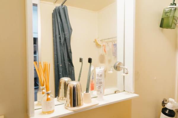 賃貸のバスルーム・サニタリースペース、どう使う?素敵な空間に変える実例アイディアまとめ