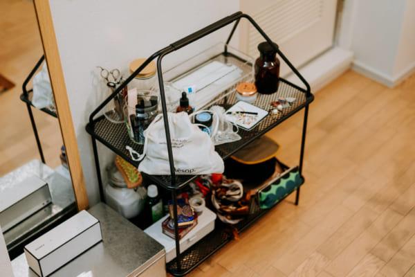 ベッドルーム収納2