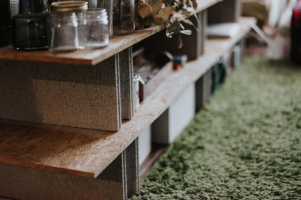 DIY派の収納家具