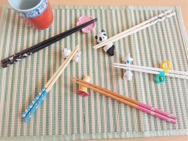 【フレッツ】全部ほしくなる♡ユニークでかわいい箸&箸置き