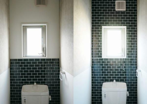 トイレ セルフリフォーム DIY9