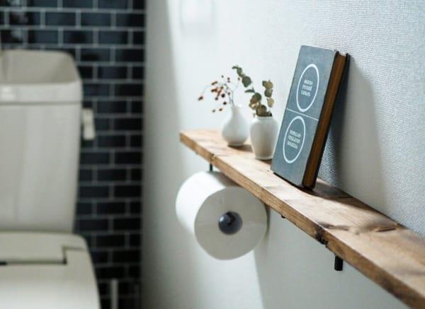トイレ セルフリフォーム DIY18
