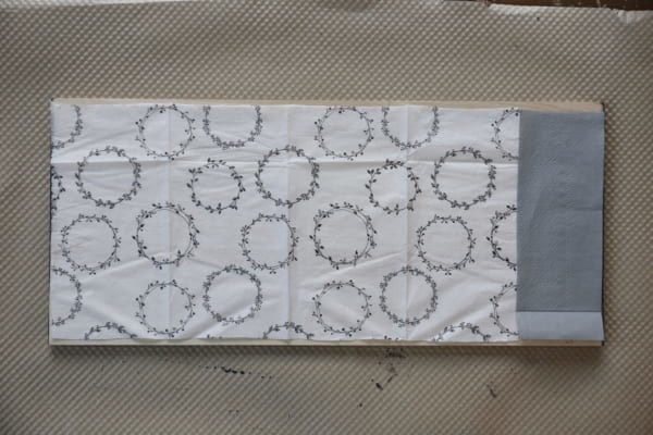 トレイ&サイドテーブル 作り方4