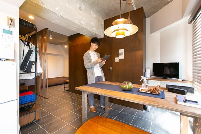 高級感あふれるホテルライクな空間11