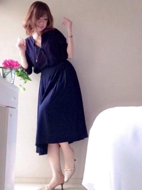 ユニクロ シャツ スカート