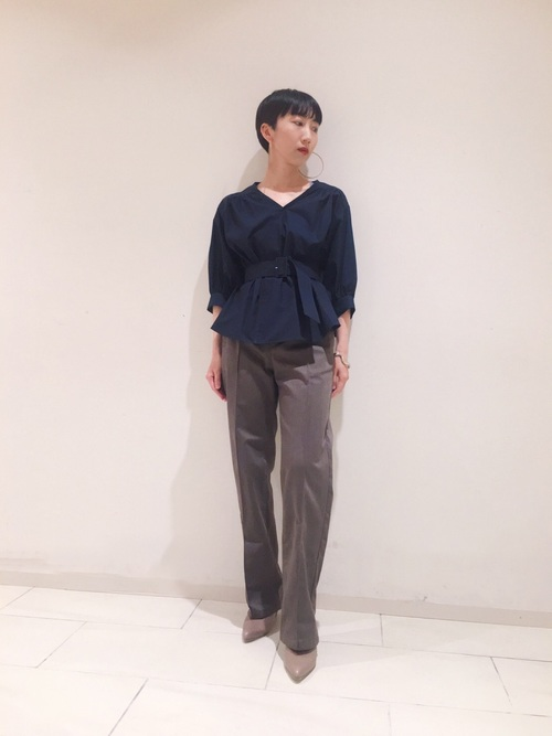 [grapevine by k3] CHINO TROUSERS