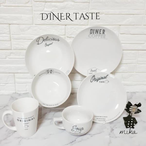 DINER TASTEシリーズ(セリア)