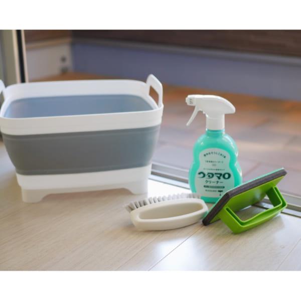 マルチに使える洗剤を常備する