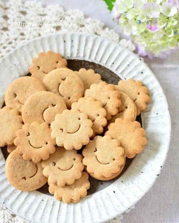キャラクッキーの人気レシピ