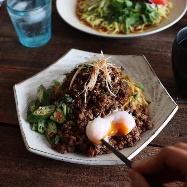 中華 献立 麺物