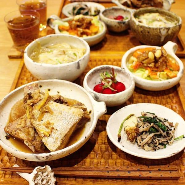秋 煮物 レシピ3
