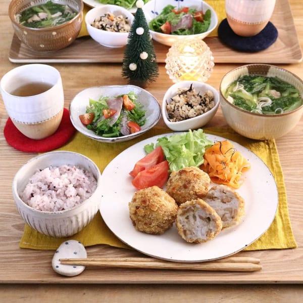 秋野菜《里芋》を使ったレシピ2