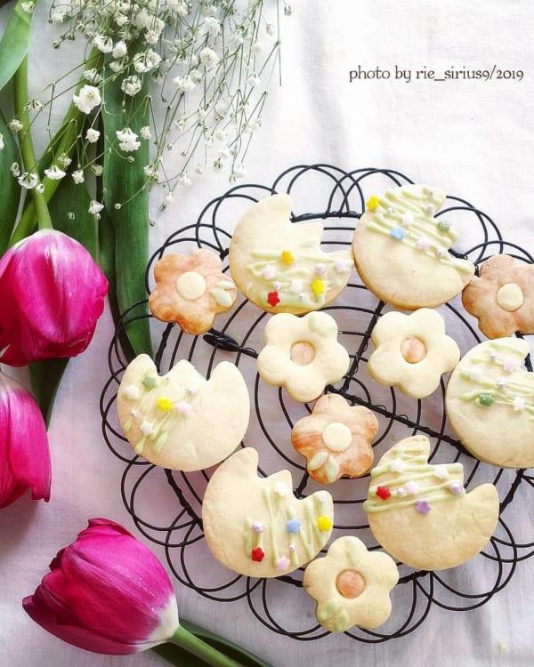 キャラクッキーの人気レシピ3