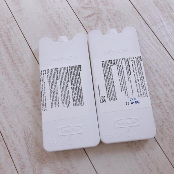【IKEA】保冷剤