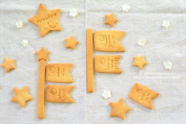 キャラクッキーの人気レシピ6