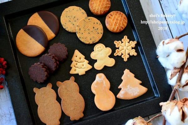 キャラクッキーの人気レシピ7