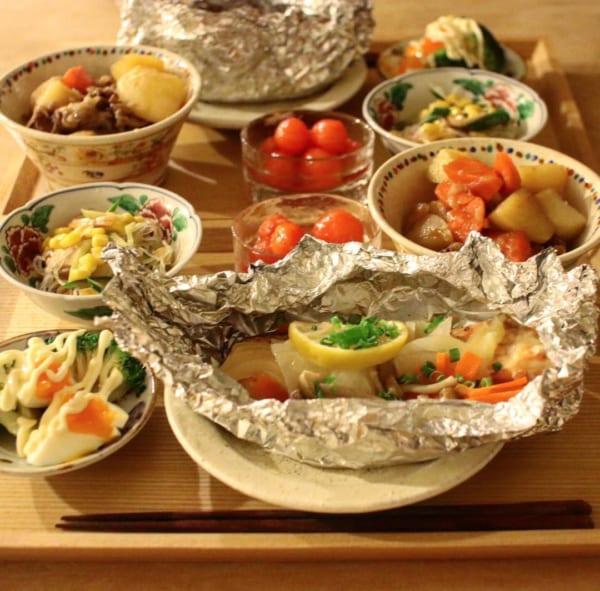 秋 炒め物 焼き物 レシピ
