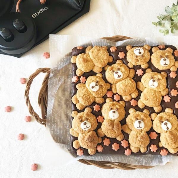 キャラクッキーの人気レシピ9