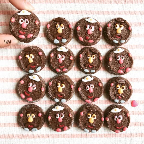 キャラクッキーの人気レシピ11