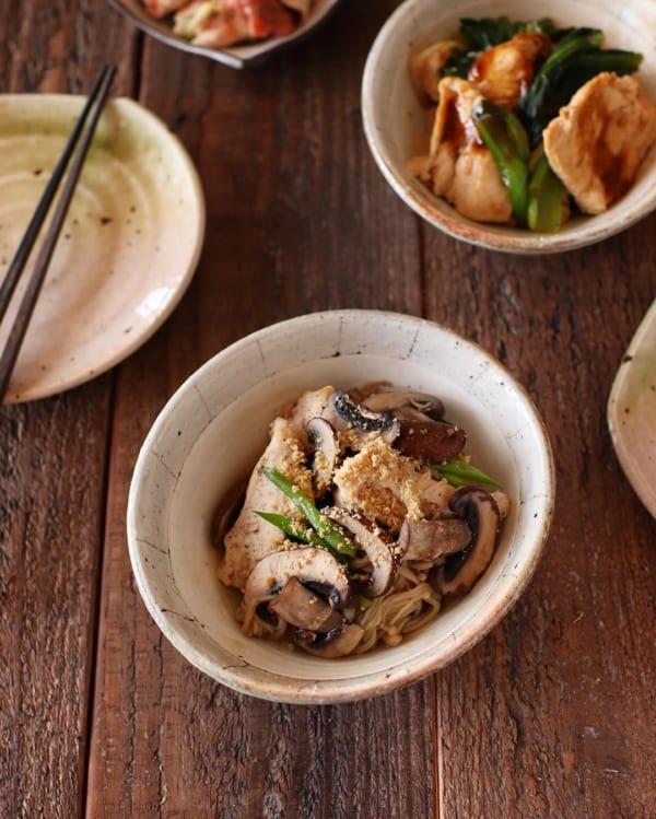 秋 炒め物 焼き物 レシピ6