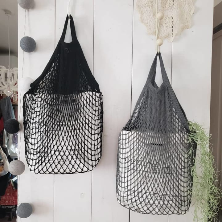 レジ袋収納アイディア【キャンドゥ】