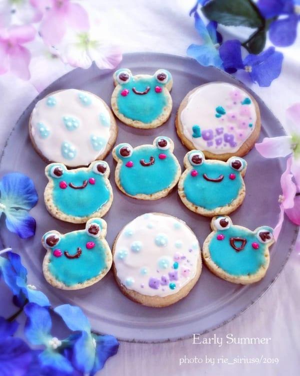 アイシングクッキーの人気レシピ5