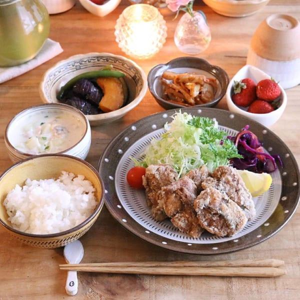 秋 揚げ物 レシピ