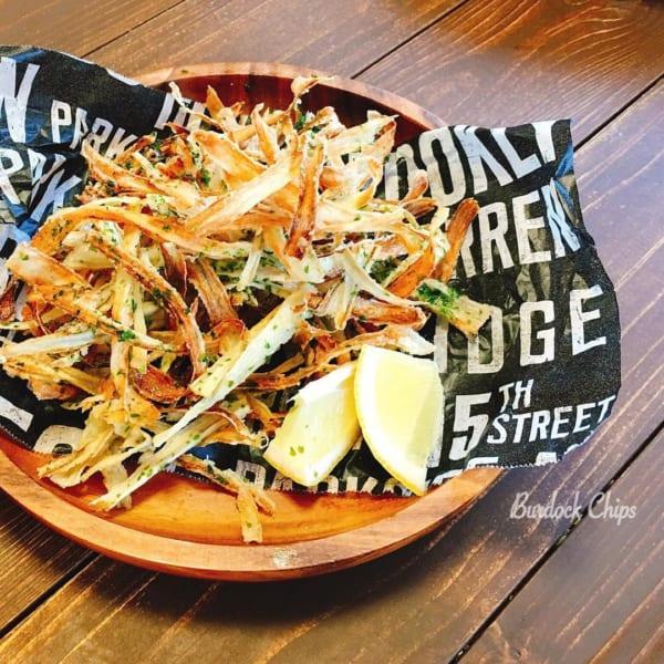 秋野菜《ごぼう》を使ったレシピ4
