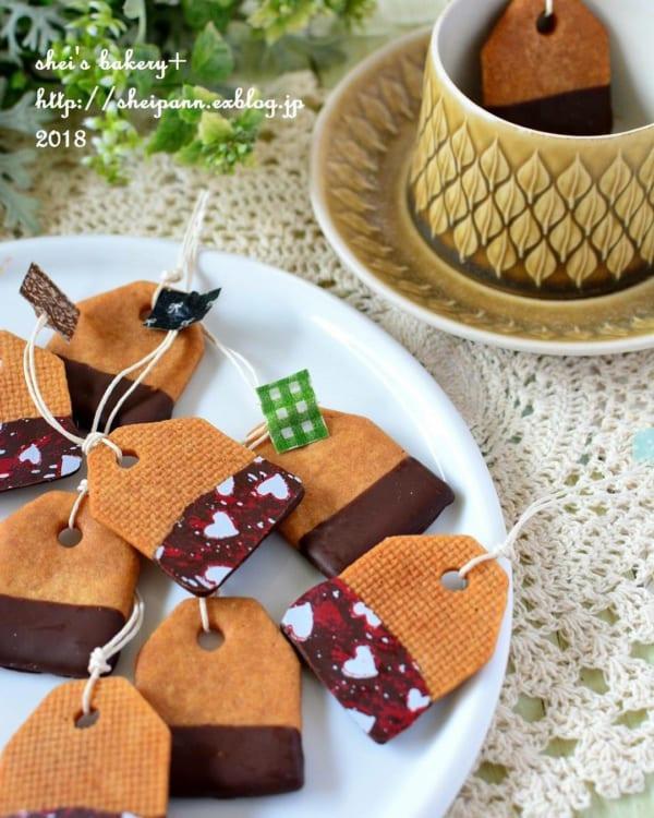 デコレーションクッキーの人気レシピ