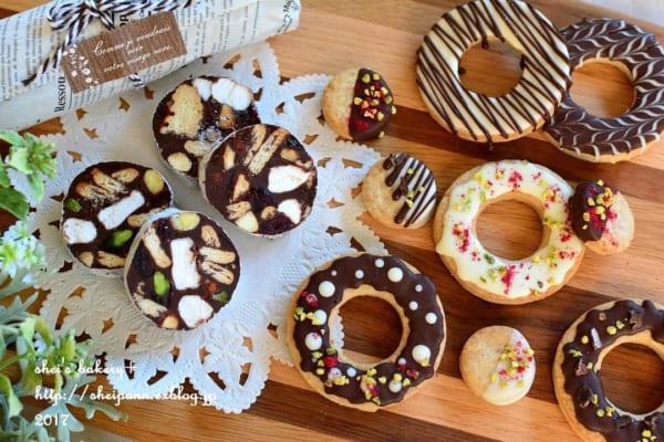 デコレーションクッキーの人気レシピ2