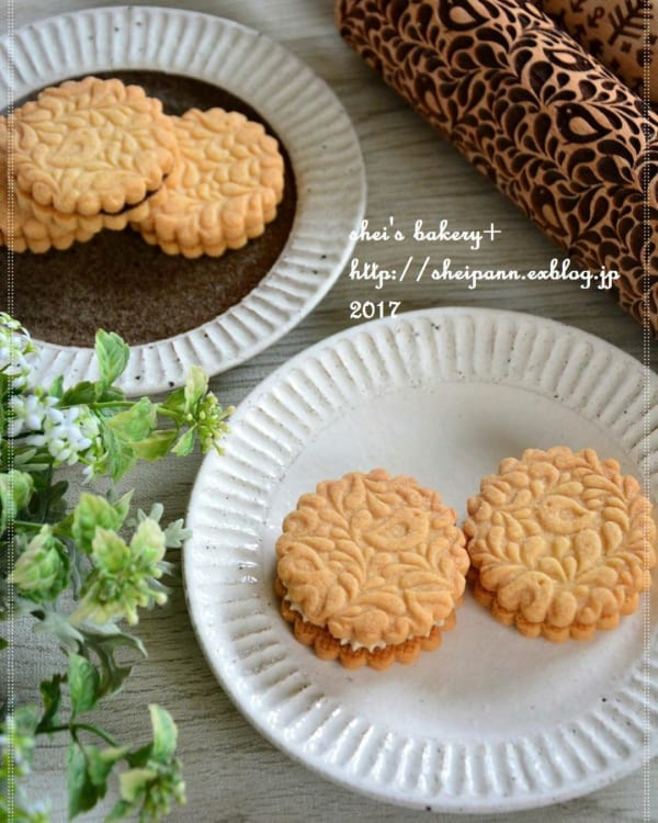 デコレーションクッキーの人気レシピ3