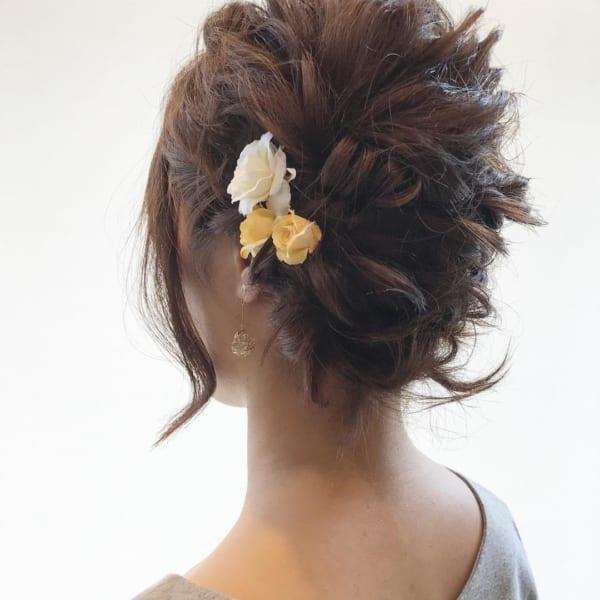髪飾り 種類9