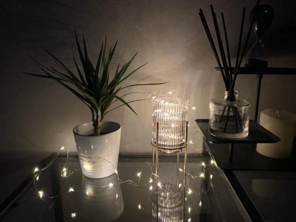 IKEA LEDライトチェーン
