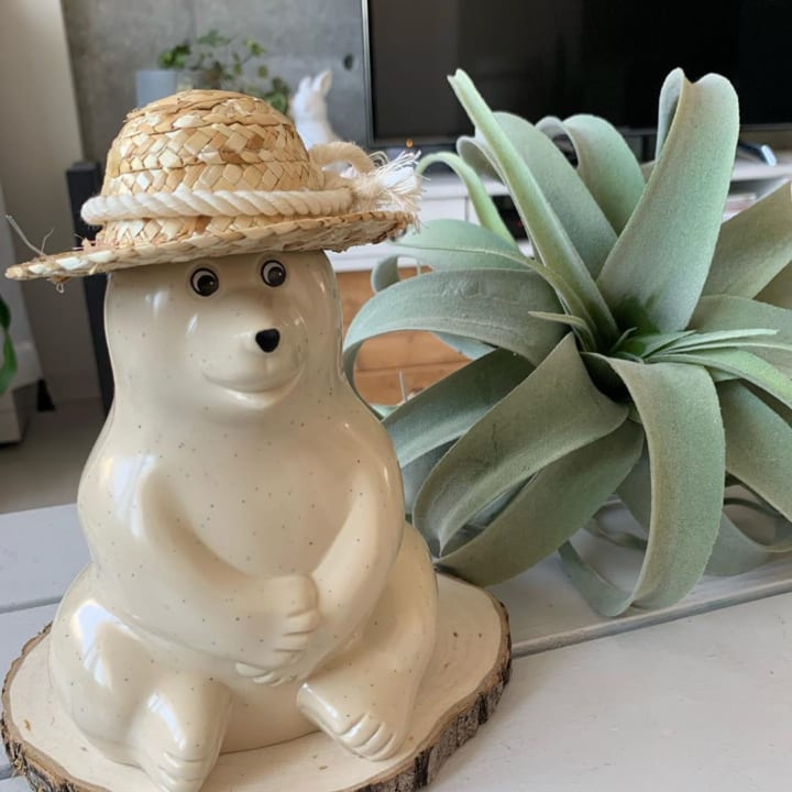 犬用帽子をリメイク【ダイソー】