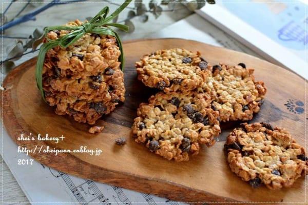 ヘルシーなクッキーの人気レシピ