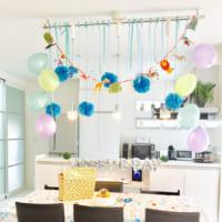 記念日を可愛く祝おう♡バルーンを使った思い出に残るお部屋の装飾例