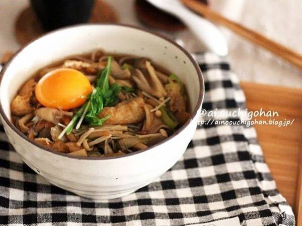 秋 汁物 レシピ4
