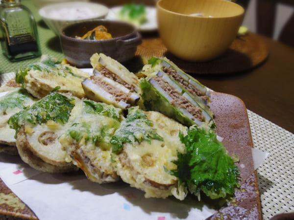 秋野菜《レンコン》を使ったレシピ5