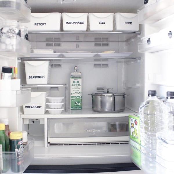 冷蔵庫 収納5