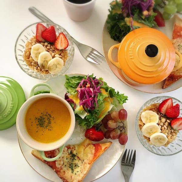 秋野菜《かぼちゃ》を使ったレシピ4