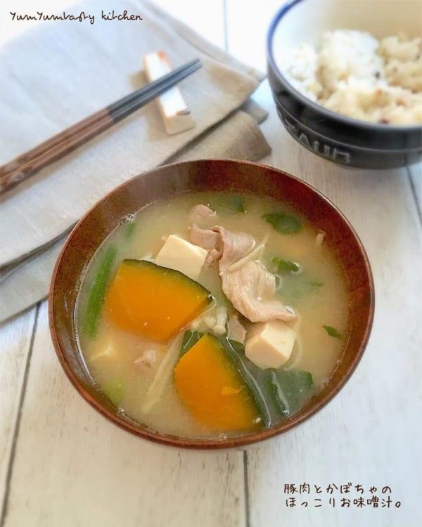 秋野菜《かぼちゃ》を使ったレシピ6