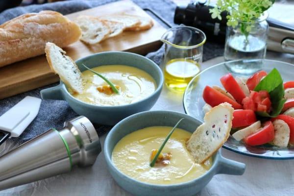 冷製スープ2